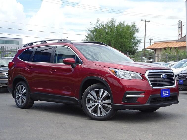 New 2019 Subaru Ascent Premium 7-Passenger SUV San Antonio, TX