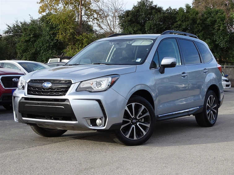 Certified Pre-Owned 2018 Subaru Forester 2.0XT Touring SUV for sale in San Antonio, TX