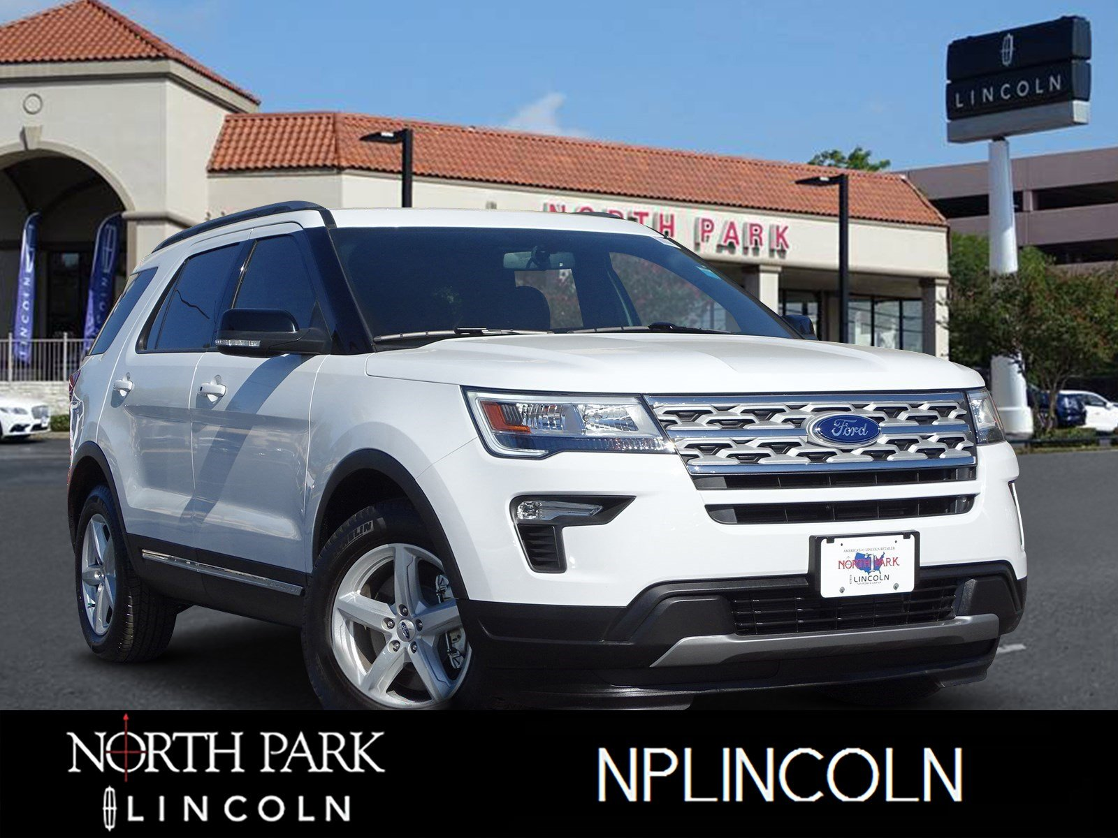 Used 2018 Ford Explorer Xlt For Sale In San Antonio Vin