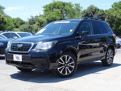 Certified Pre-Owned 2018 Subaru Forester 2.0XT Premium with Starlink SUV JF2SJGEC9JH549802 for sale in San Antonio, TX