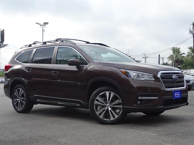 New 2019 Subaru Ascent Limited 7-Passenger SUV San Antonio, TX