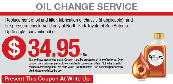 Toyota Service Coupons >> Oil Change Coupon Toyota Service Coupon