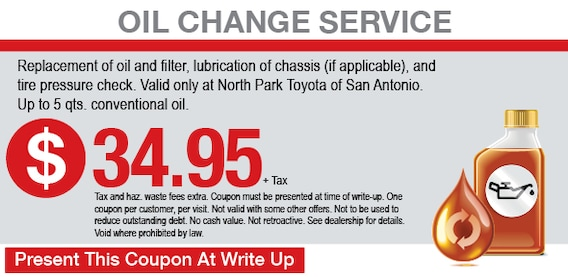 Printable Toyota Oil Change Coupons >> Oil Change Coupon Toyota Service Coupon