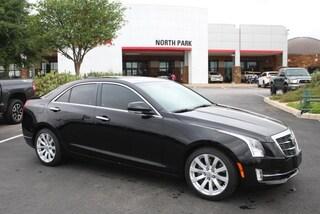 2018 Cadillac ATS 3.6L Premium Sedan