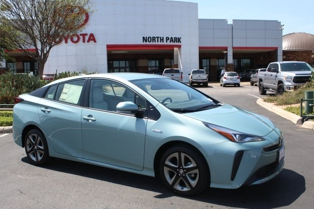 2019 Toyota Prius Limited Hatchback