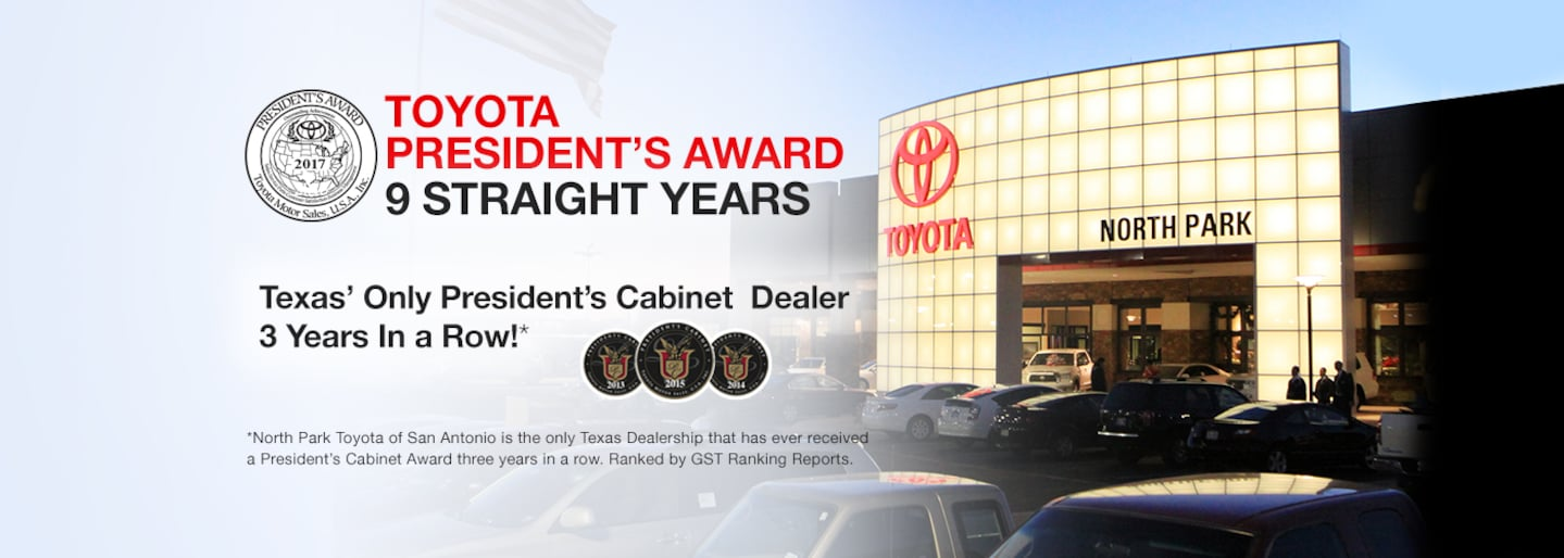 North Park Toyota Used Cars San Antonio