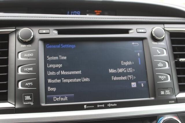 New 2019 Toyota Highlander Hybrid Limited Platinum V6 For Sale in