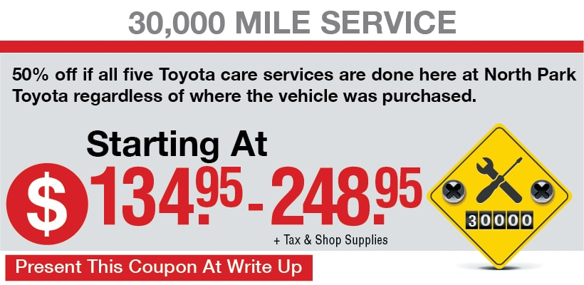 Mileage Coupon, San Antonio, TX Automotive Service Special Special