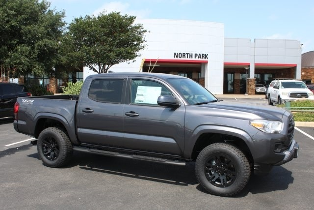 2019 Toyota Tacoma SR Special Edition Truck Double Cab