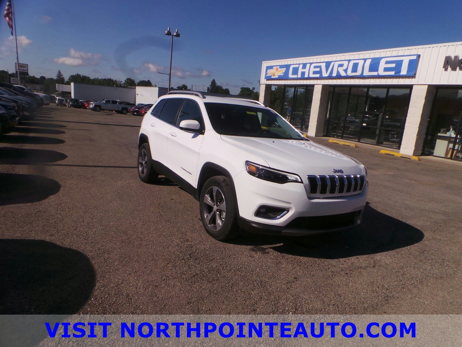 2019 Jeep Cherokee Limited Limited 4x4
