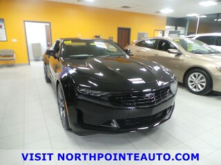 2019 Chevrolet Camaro 1LT Coupe