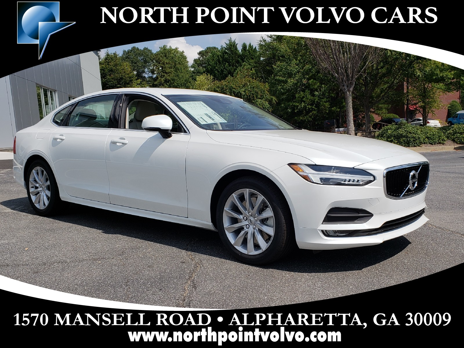 2019 Volvo S90 For Sale In Alpharetta Ga North Point