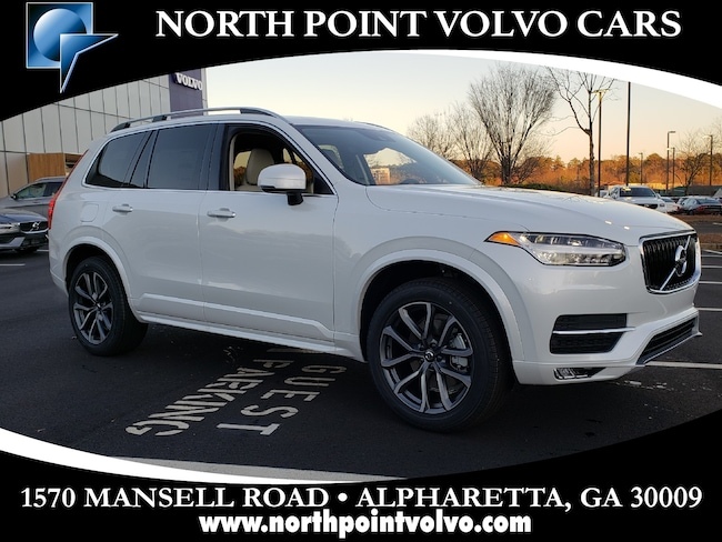 New 2019 Volvo XC90 T6 Momentum SUV near Atlanta