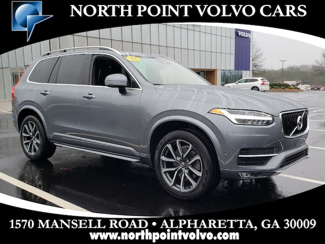 Certified Used 2017 Volvo XC90 T6 AWD Momentum SUV Atlanta