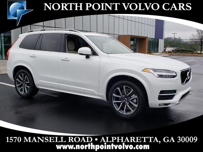 New 2019 Volvo XC90 T5 Momentum SUV near Atlanta