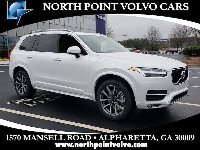 New 2019 Volvo XC90 T6 Momentum SUV near Atlanta