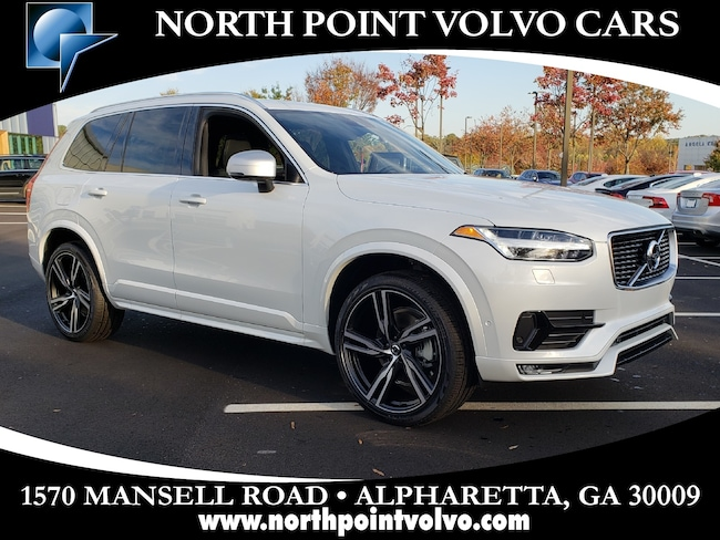 New 2019 Volvo XC90 T5 R-Design SUV near Atlanta