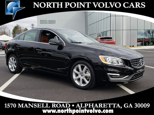 Certified Used 2016 Volvo S60 T5 Drive-E Premier Sedan Atlanta