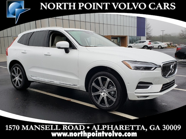 New 2019 Volvo XC60 T5 Inscription SUV near Atlanta