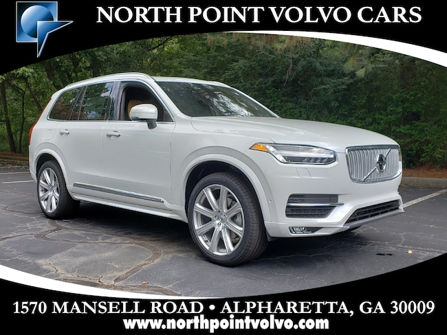 New 2019 Volvo XC90 T6 Inscription SUV near Atlanta