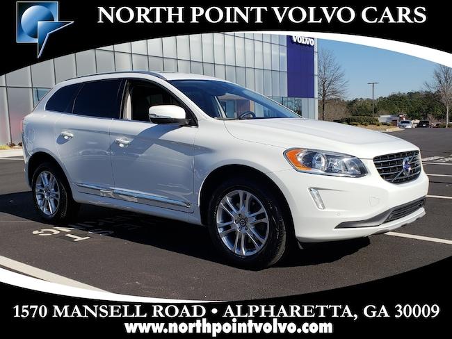 Certified Used 2016 Volvo XC60 T5 Drive-E Premier SUV Atlanta