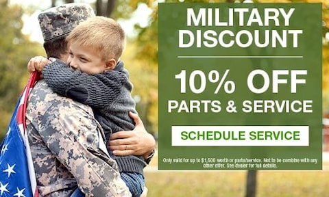 Military Discount 10%