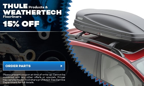 Thule Products & Weathertech Floorliners