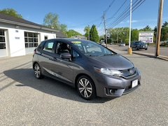 Used 2016 Honda Fit EX-L w/Navi Hatchback near Boston, MA
