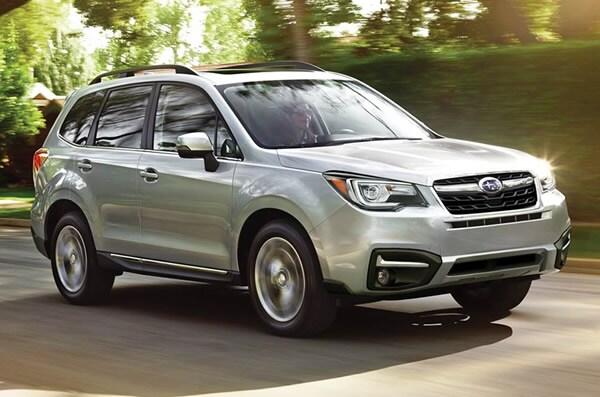 2019 Subaru Forester Deals Offers In Boston Ma Subaru Forester