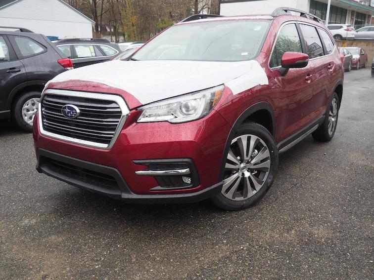 New 2019 Subaru Ascent Limited 8-Passenger SUV Near Boston
