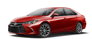 2017 Camry RUBY FLARE PEARL | Northridge Toyota serving Porter Ranch