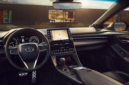 2019 Toyota Avalon Dashboard