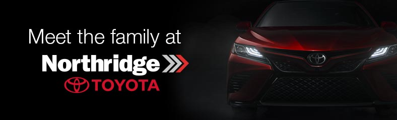 Meet the family at Northridge Toyota | Northridge, CA New, Northridge Toyota sells and services Toyota vehicles in the greater Northridge area