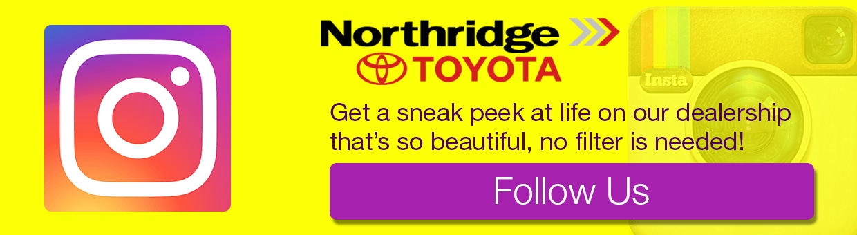 Get a sneak peek at life on our dealership that's so beautiful, no filter is needed! | Northridge Toyota Instagram | Toyota Instagram | Toyota Mission Hills Instagram | Toyota Van Nuys Instagram | Toyota Los Angeles Instagram | Instagram New Corolla | Instagram New Camry