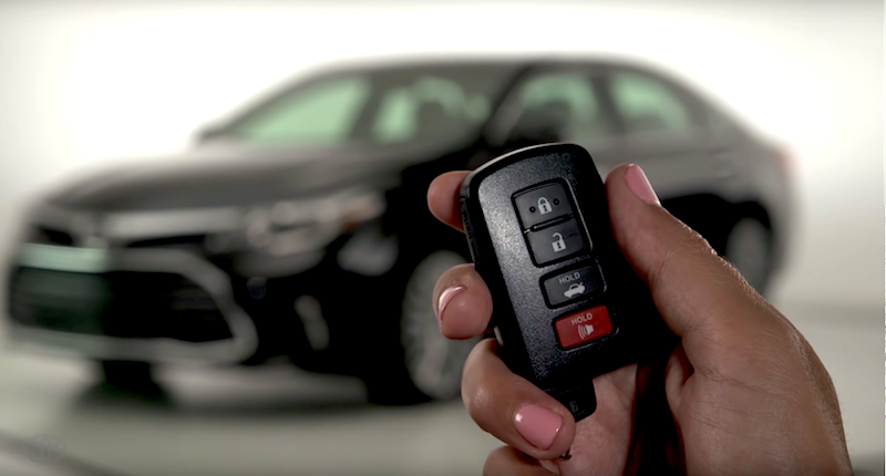 What To Do When Your Toyota Smart Key Dies