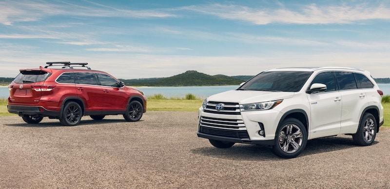 2019 Toyota Highlander Trim Levels