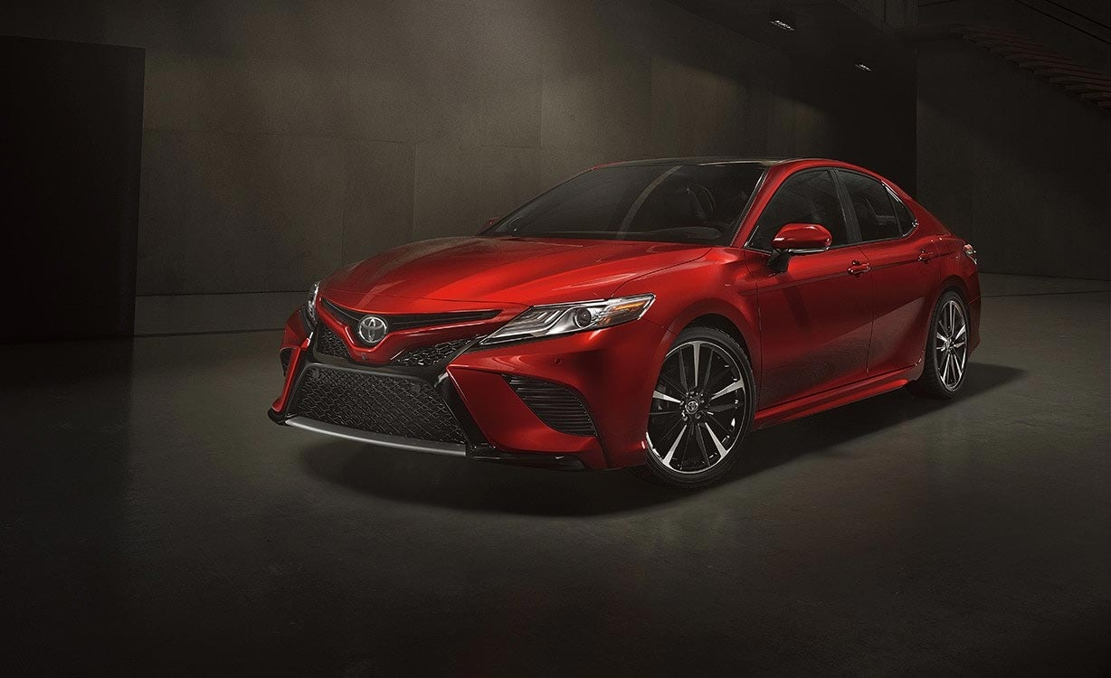 New 2018 Toyota Camry Coming soon to Northridge Toyota | Serving Winnetka, Reseda, Lake Balboa