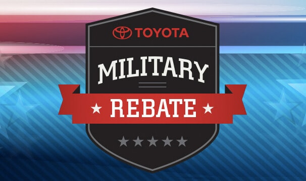 Northridge Toyota Military Rebates