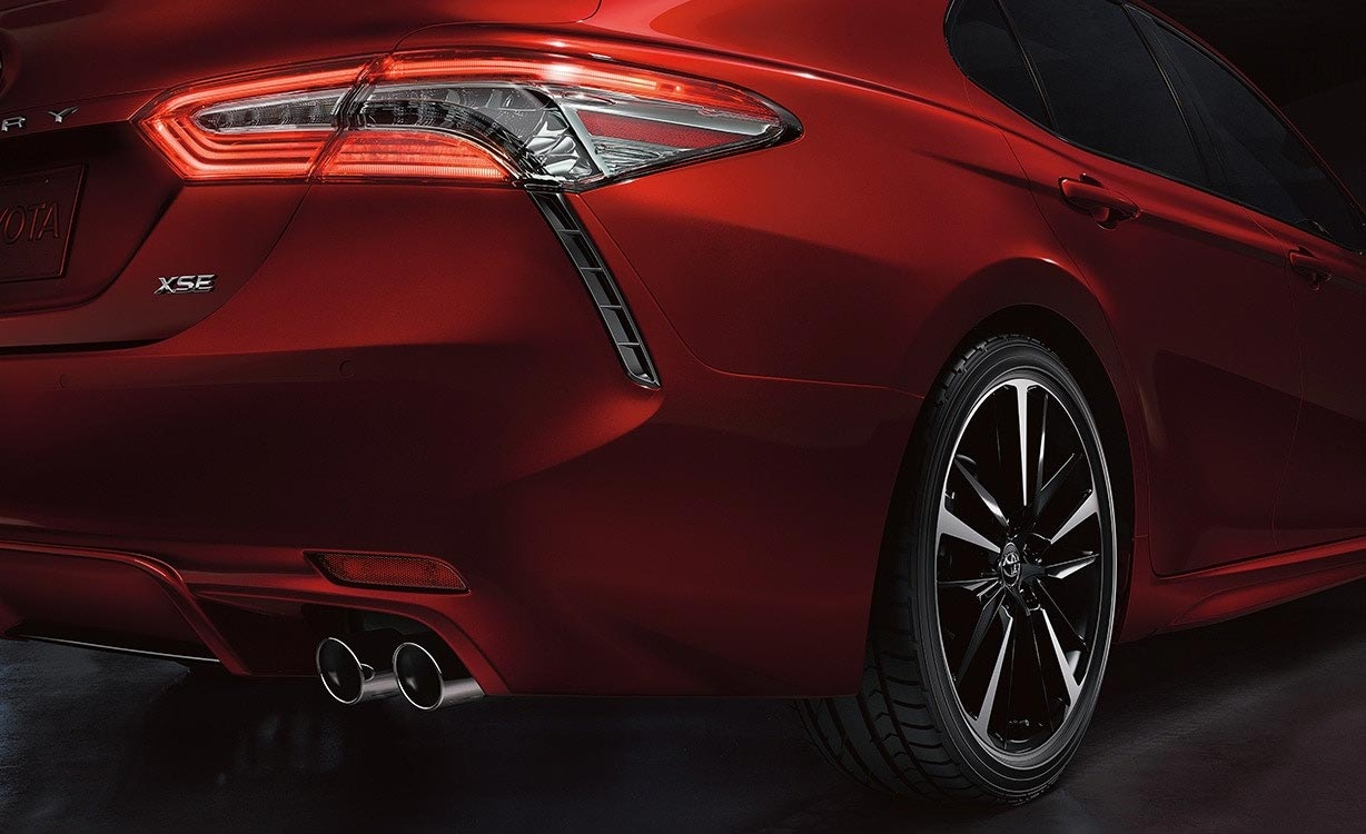 New 2018 Toyota Camry Coming soon to Northridge Toyota | Serving Reseda, Lake Balboa, North Hills, Van Nuys