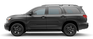 New 2017 Toyota Sequoia | New Sequoia at Northridge Toyota | New CSequoia near Northridge, Mission Hills, Canoga Park, Chatsworth, Van Nuys at Northridge Toyota