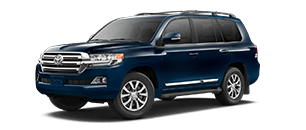 New 2017 Toyota Land Cruiser | New Land Cruiser at Northridge Toyota | New Land Cruiser near Northridge, Mission Hills, Canoga Park, Chatsworth, Van Nuys at Northridge Toyota
