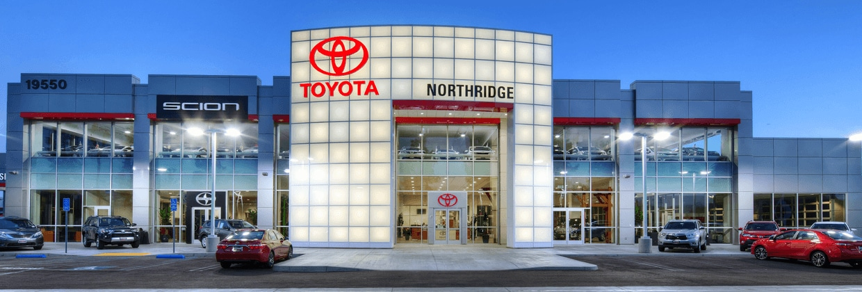 Northridge, CA New, Northridge Toyota sells and services Toyota vehicles in the greater Northridge area
