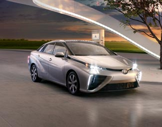 New Toyota News | Toyota Bet On Hydrogen | Northridge Toyota
