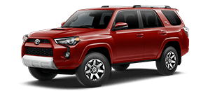 New 2017 Toyota 4Runner | New 4Runner at Northridge Toyota | New 4Runner near Northridge, Mission Hills, Canoga Park, Chatsworth, Van Nuys at Northridge Toyota