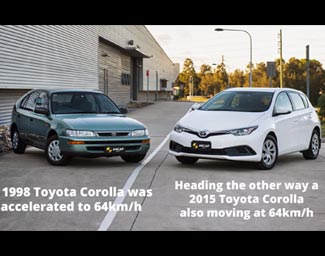 New Toyota Corolla News | Toyota News | Northridge Toyota New Inventory | Northridge Toyota Corolla | 1998 Corolla Vs 2015 Corolla