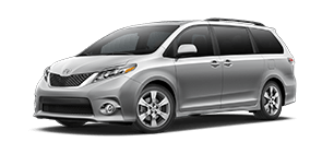 New 2017 Toyota Sienna | New Sienna at Northridge Toyota | New Sienna near Northridge, Mission Hills, Canoga Park, Chatsworth, Van Nuys at Northridge Toyota
