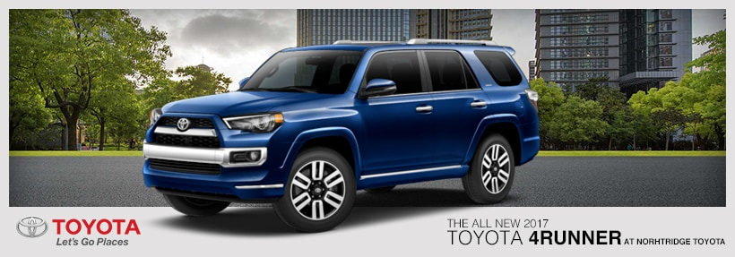 The New 2017 Toyota 4Runner