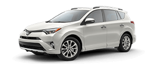 2017 Rav4 BLIZZARD PEARL | Northridge Toyota serving Lake Balboa