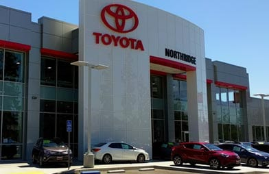 Northridge Toyota - AboutUs -2