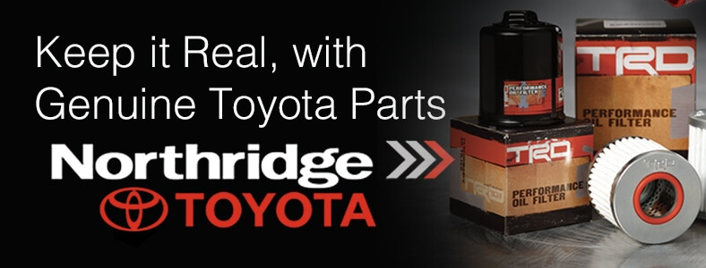 Northridge Toyota Genuine Parts | Northridge, CA New, Northridge Toyota sells and services Toyota vehicles in the greater Northridge area